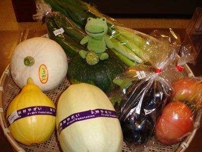 野菜etc.