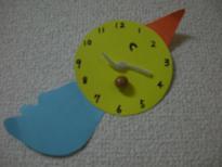 ひよこ時計♪