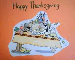 kaori thanksgiving