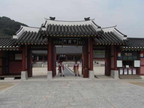 中陽門(チュンヤンムン)