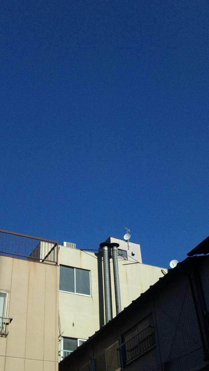 BLUE SKY_20110130