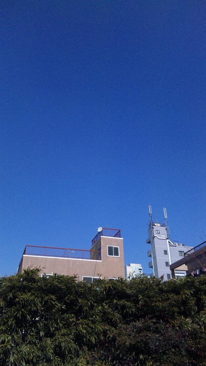BLUE SKY_20110203