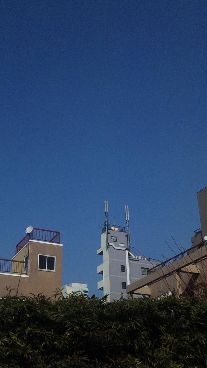 BLUE SKY_20110204