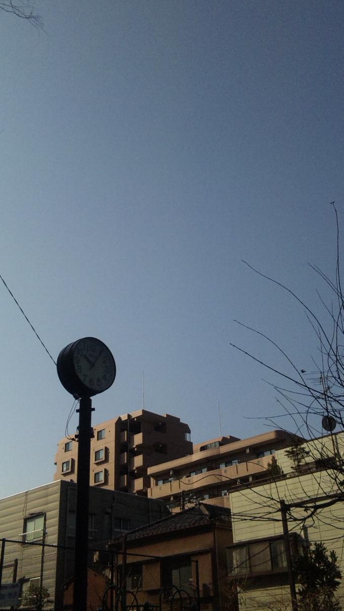 BLUE SKY_20110207