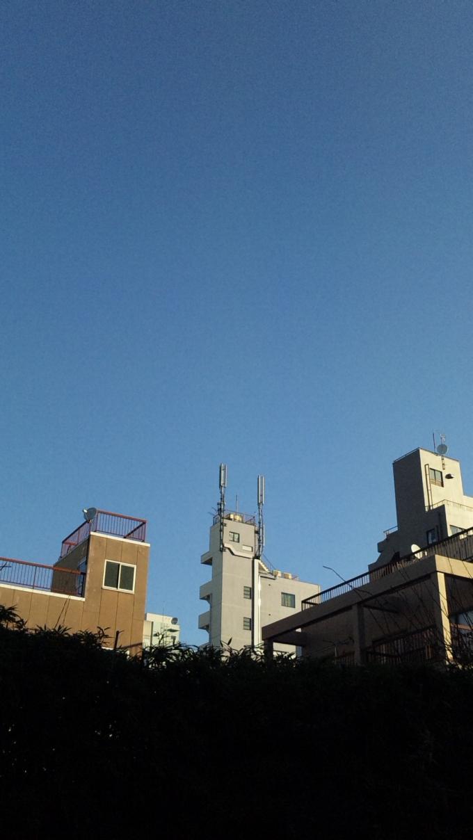 BLUE SKY_20110216
