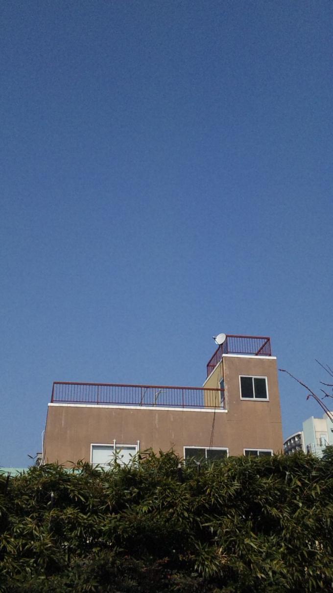 BLUE SKY_20110227