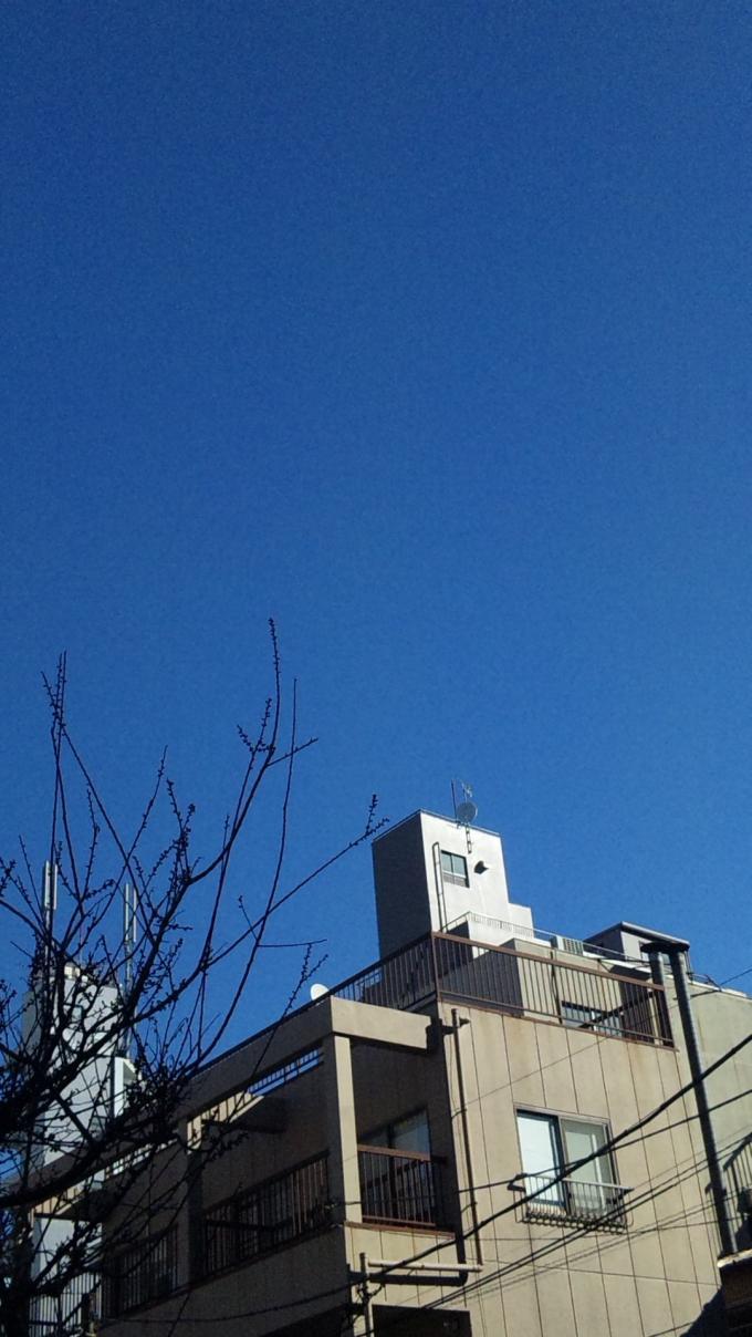 BLUE SKY_20110304