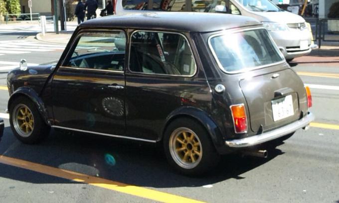 mini cooper_20110326