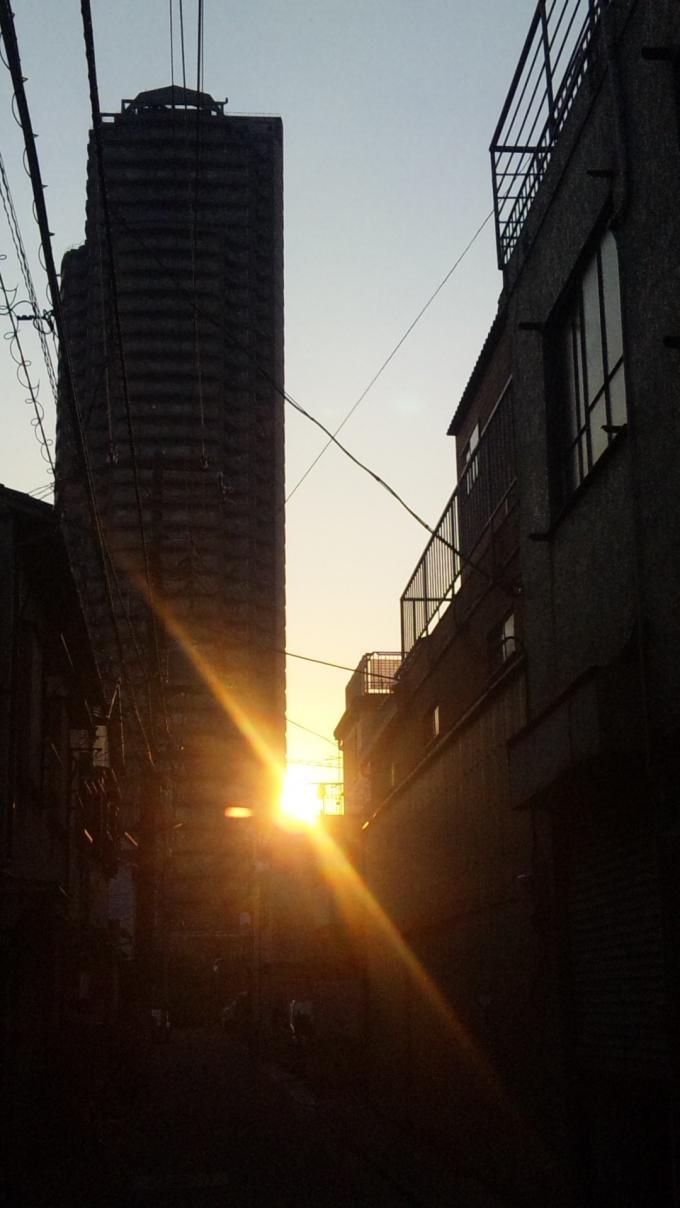 SUN SET_20110329