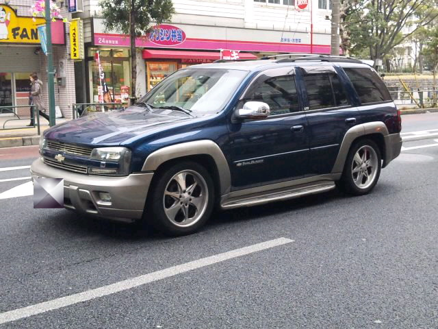 CHEVROET  TRAILBLAZER_20110212
