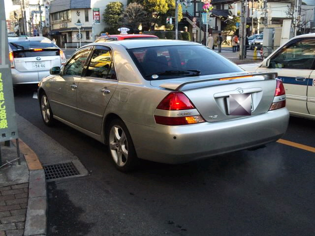 TOYOTA MARK Ⅱ_20110216