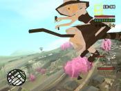 空飛ぶシャンプーハット