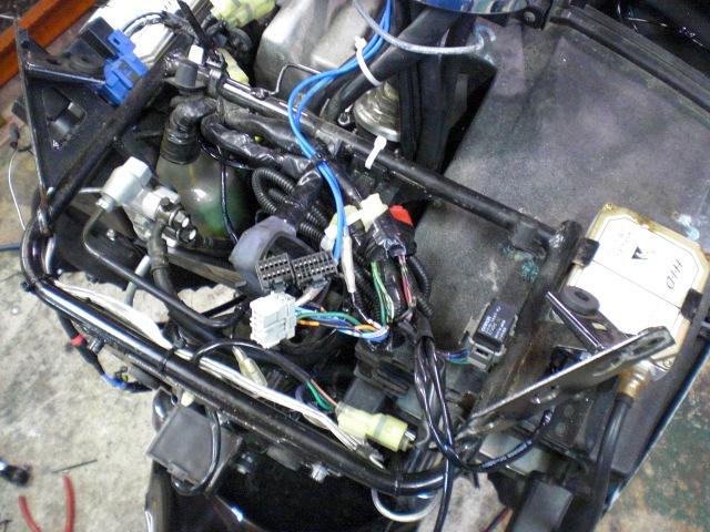 TN配線修理 (13)
