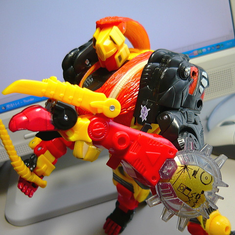 レーザークロー03