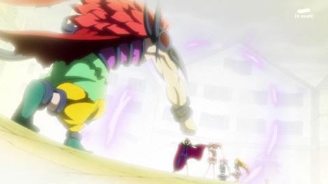 【スイートプリキュア♪】第35話「ジャキーン!遂にミューズが仮面をとったニャ!」