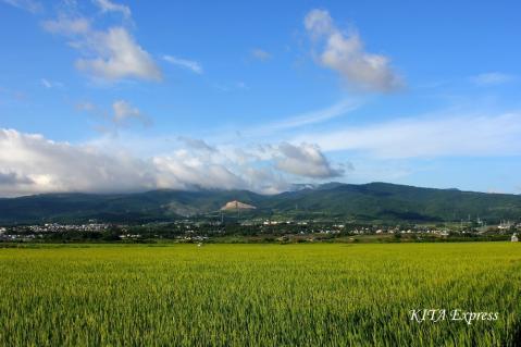 大野平野の田園風景2