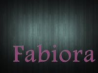"""Fabiora """"PG"""""""