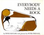 eveybody needs a rock