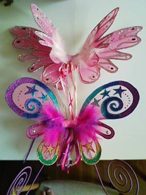 妖精の羽根