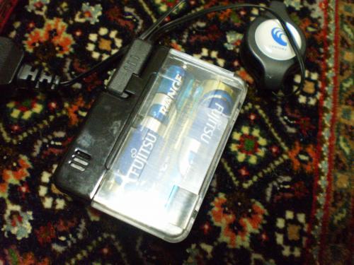 充電器携帯用