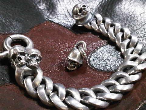 tripleheads EXheavyflatchain bracelet