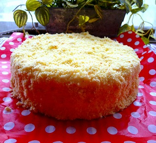 wチーズケーキ①
