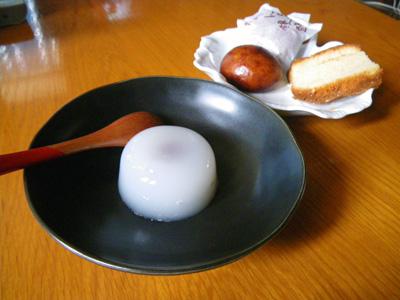 かりんとう饅頭と水饅頭