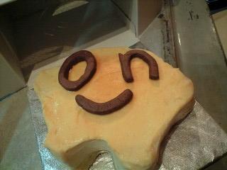 onチーズケーキ