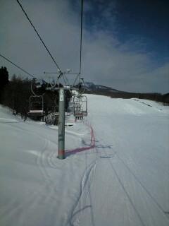 お天気スキー場
