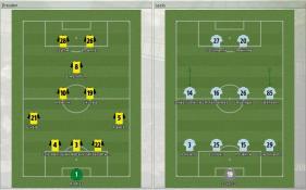 Dresden 対 Lazio (プレビュー_ ラインナップ)