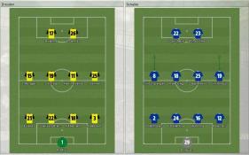 Dresden 対 Schalke (プレビュー_ ラインナップ)