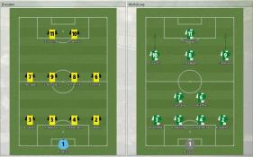 Dresden 対 Wolfsburg (プレビュー_ ラインナップ)-4