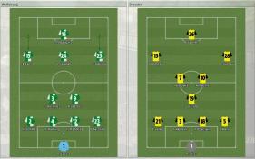 Wolfsburg 対 Dresden (プレビュー_ ラインナップ)-3