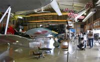 08年度、飛行館の展示状況