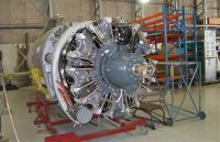 P-47のエンジン
