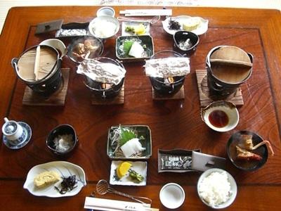旅行 朝食