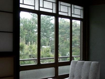 旅行 賓日館 この窓 わかります