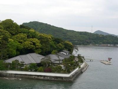 旅行 ミキモト真珠島