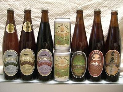旅行 地ビール