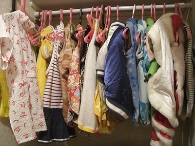 洋服コレクション