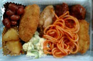 谷口惣菜店のお惣菜2009-06-26