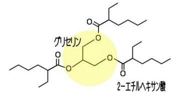 2EH-2 トリエチルヘキサノイン