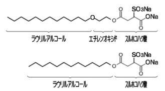 2EH-8 スルホコハク酸系洗浄剤
