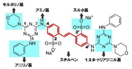 蛍光増白剤-FWA-1