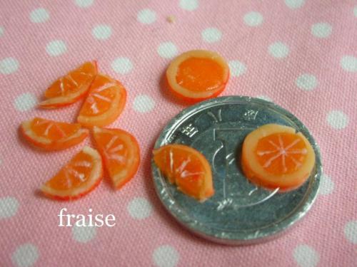 オレンジカスタードのパン1