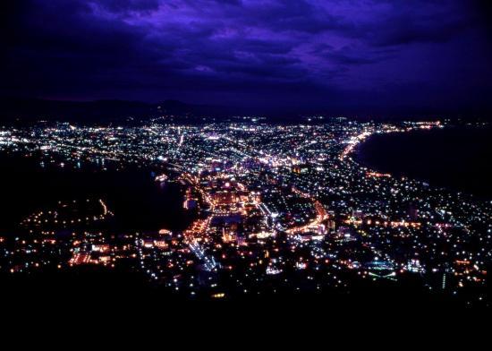 函館夜景(全貌1)