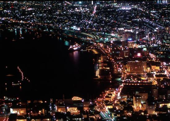 函館夜景(ベイエリア1)