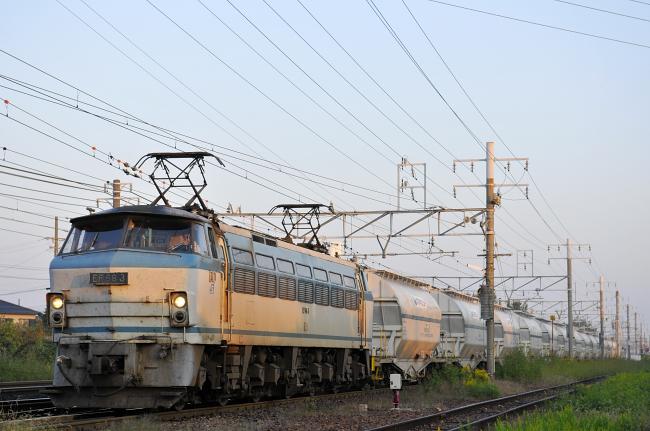 5580レ EF66-3号機