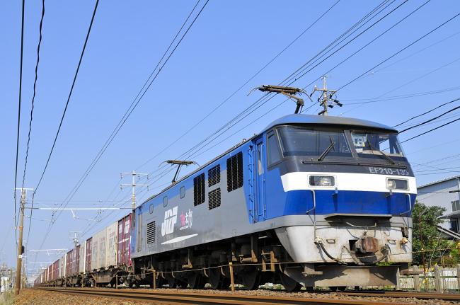 8056レ EF210-139号機