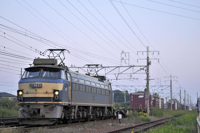 950レ EF66-23号機